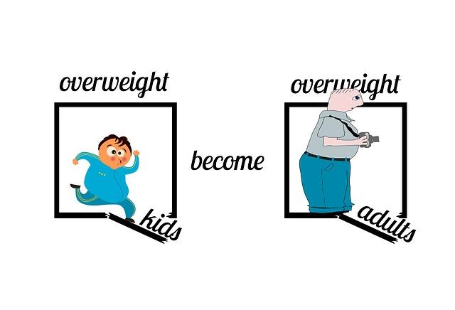 úskalí dětské obezity