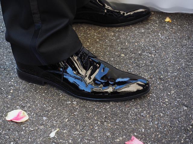 lakované boty
