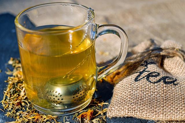 čaj pro detox