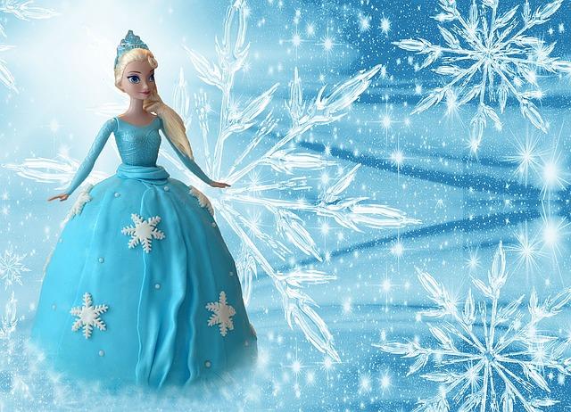 elsa ledová královna