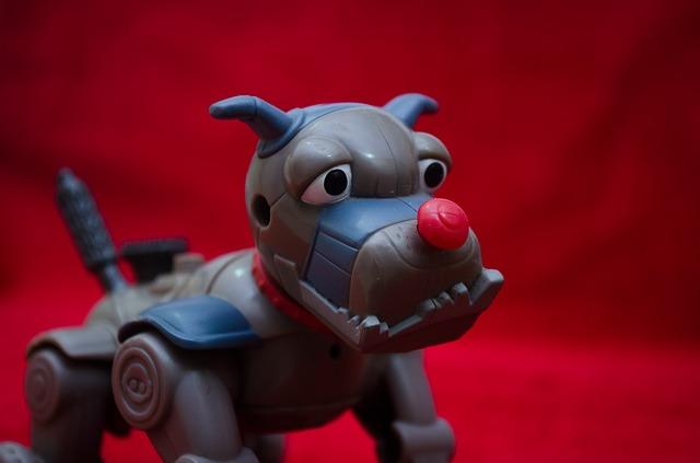 robotický pes
