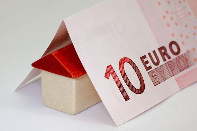 bankovka na domku